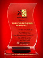 Forex & Investment Summit 2011 -The Best Retail FX Provider