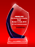 Najlepszy Broker w Azji 2013 - the China International Online Trading Expo (CIOT expo)