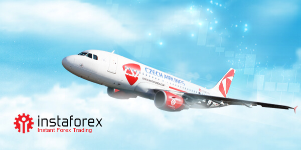 Touch the sky with InstaForex!